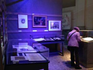 Teche Museo in Plexiglass