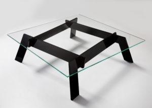 Tavolo Quadro in Plexiglass