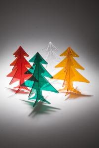 Albero di Natale in Plexiglass