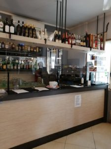 Barriere Protettive Bancone Bar