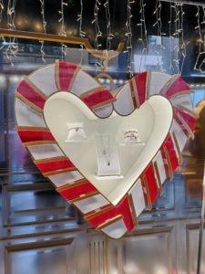 Addobbi Vetrina Dodo Milano Natale