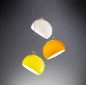 Lampadario di Design in Plexiglass